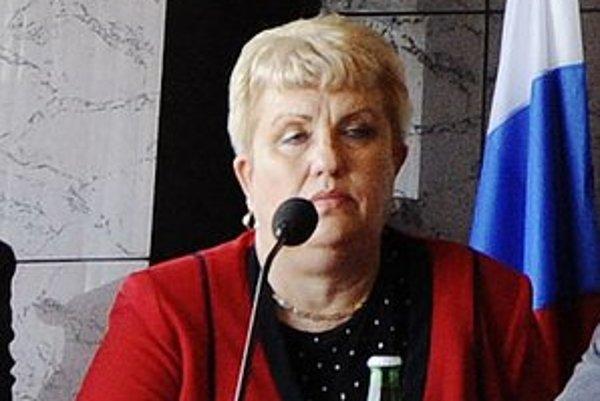 Monika Bérešová. Nová riaditeľka SKI sa po rokoch primátorovania dala na štúdium sociálnej práce.