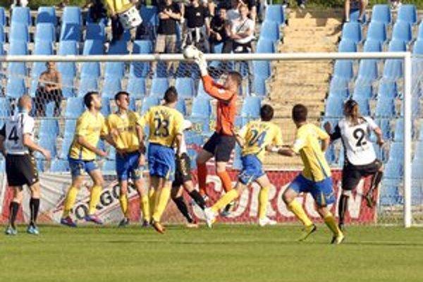 Nerozhodne. Košice ani Senica nedokázali vo vzájomnom súboji streliť gól.