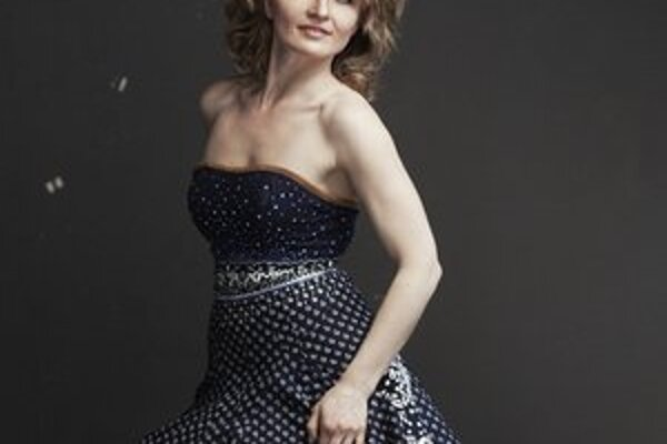 Operná speváčka Jana Kurucová.
