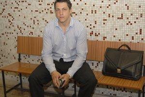Ladislav Ščurko. Počas jeho procesu už bol chorý on, sudca, prísediaca senátu aj obhajca.