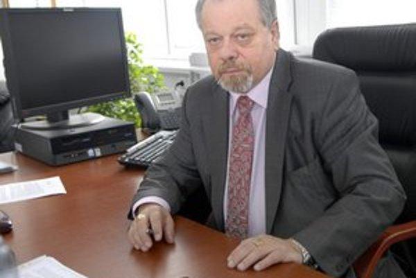 Vladislav Vašiv. Nový šéf košických daniarov sa vracia do známeho prostredia, ale na nové miesto.