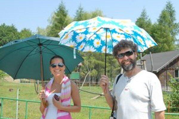 Nový rekord. V pondelok 6. augusta vylepšilo košické Slnko svoj rekord na 35 stupňov