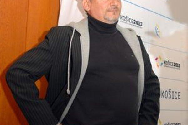 Vladimír Beskid sa od kritiky mesta kultúry dištancuje. Na výzve sa ocitol nedorozumením.