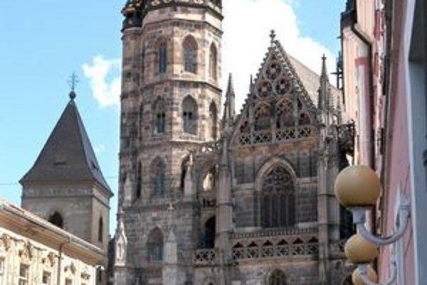 Najvyššie sa umiestnil Dóm sv. Alžbety