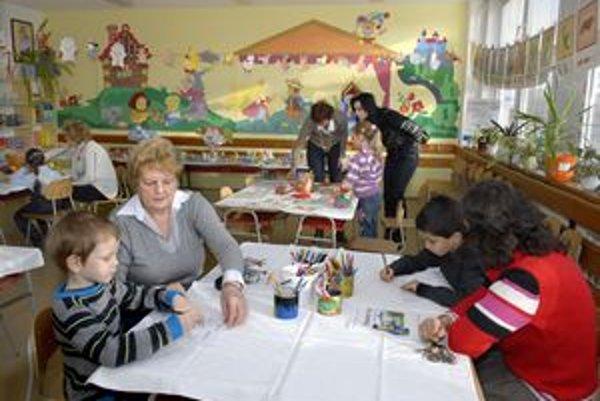 Zápis. Učiteľky rýchlo zistia, čo už dieťa vie.