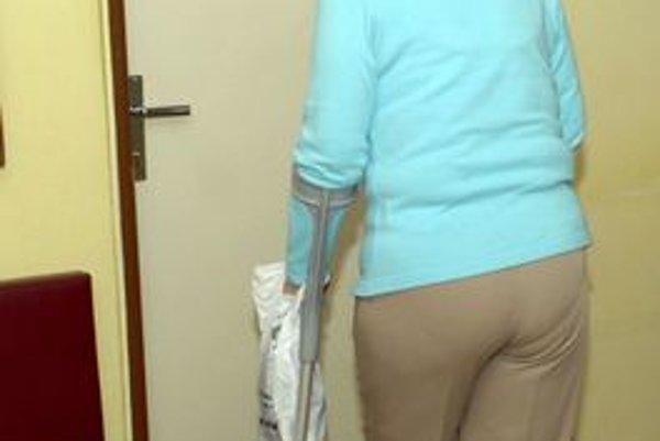 Počet invalidov sa za posledné tri roky v Košiciach zvýšil.