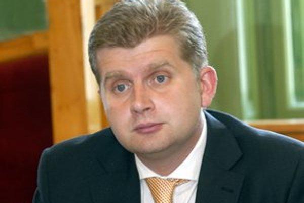 Peter Žiga. Nový minister životného prostredia by nechcel napodobniť svojich predchodcov z prvej Ficovej vlády.