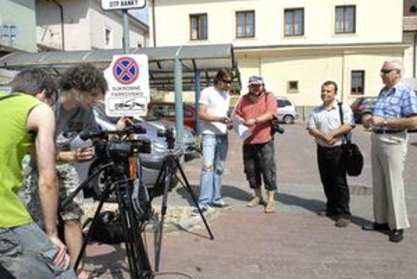 Dokument o Máraiovi. Režisér Martin Štelbaský točí v týchto dňoch film o svetoznámom košickom rodákovi.