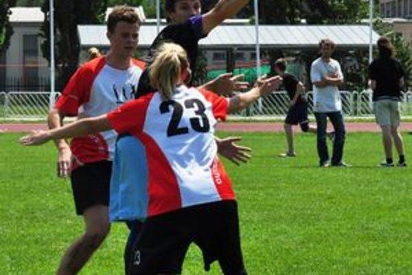 Frisbee je bezkontaktný šport
