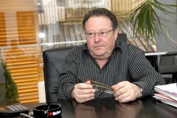 Pavol Sitár (na snímke) a Martin Saloka sa v jednej právnej veci neúspešne snažili zachrániť pre mesto dva milióny v eur, v druhom môžu o podobnú sumu samosprávu pripraviť.