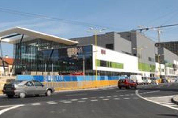 Termín otvorenia, jeseň 2011, sa blíži