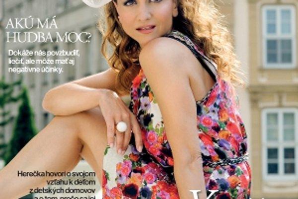 už v piatok 1. 7. v printovej verzii magazínu smeŽeny