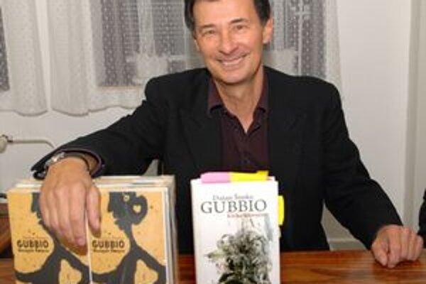 Dušan Šimko Košice spomína v každej zo svojich kníh.