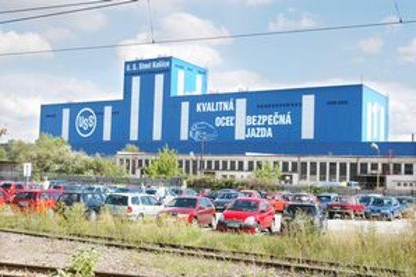 Oceliarska fabrika. Pracovať v nej je snom mnohých Košičanov.