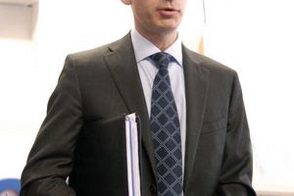 Miroslav Nosál. Šéf  Teplárne.