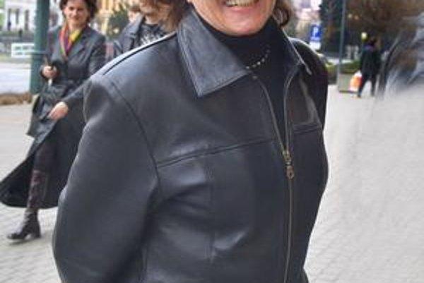 Speváčka Marie Rottrová.