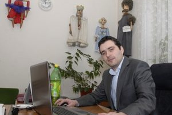 Nový riaditeľ. Pavol Hrehorčák nastúpil do funkcie začiatkom nového roka.