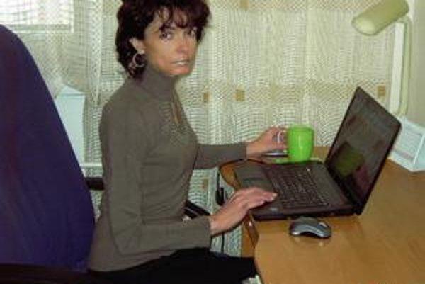 Koscelanská vydala svoj prvý román.