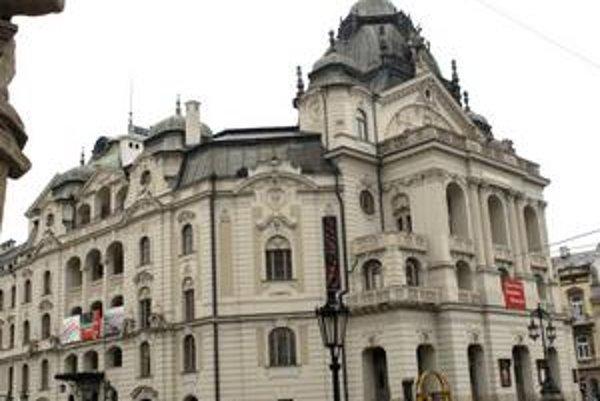 """Označenie """"historická budova"""" je podľa ŠD namieste."""