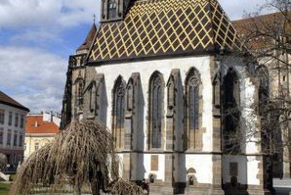 Kaplnka sv. Michala patrí ku skvostom centra mesta.