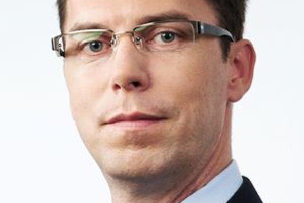 Jaroslav Hirman. Poslanec za KDH.