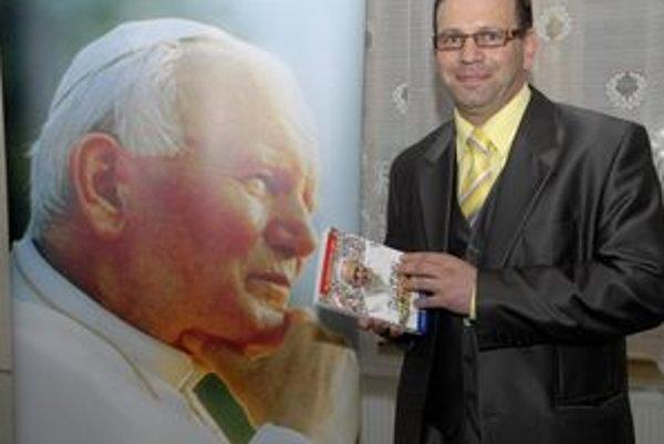 Santo Subito. V. Salamon s najnovšou knihou o Jánovi Pavlovi II.