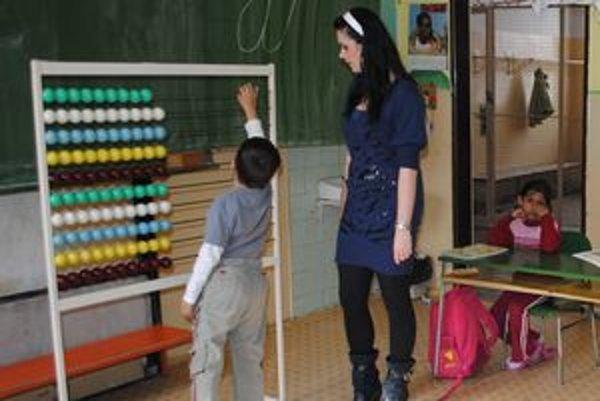 Dve triedy s nultým ročníkom fungujú na Základnej škole v Košiciach - Šaci.