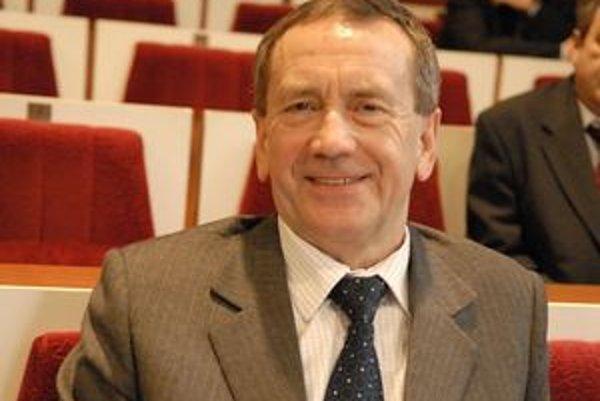 František Tampl, riaditeľ Správy mestskej zelene, vo funkcii končí.