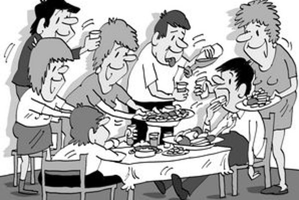 Vodnopólistu Andreja Zarevu v Mukačeve nútia jesť.
