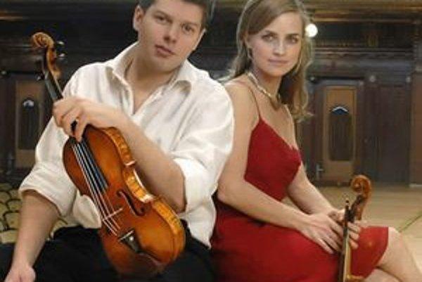 Svetoví umelci. Barnabás Kelemen a Katalin Kokas tvoria v súkromí manželský pár.