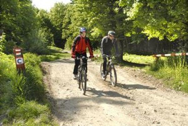Cyklochodník, Novootvorená trasa z Bankova do Nižného Klátova je už otvorená.