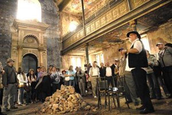 67. výročie prvého židovského transportu si pripomenula asi päťdesiatka Košičanov.