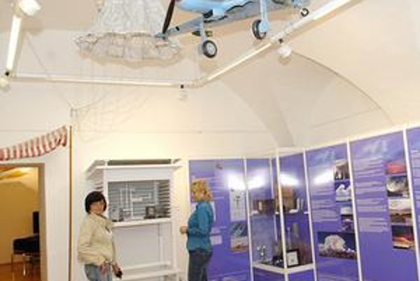 Čosi pre školopovinných. Aktuálna výstava v STM však bude sprístupnená i počas prázdnin.
