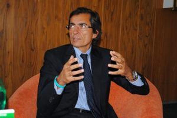 Gianantonio Rosti. Jeho výskum priniesol nádej aj slovenským pacientom.