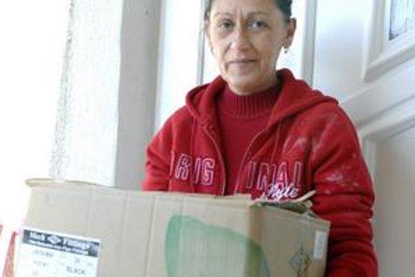 Alžbeta z Bidoviec ostala v šoku, drogy vraj prišli v škatuli s pečiatkou nemeckej polície.