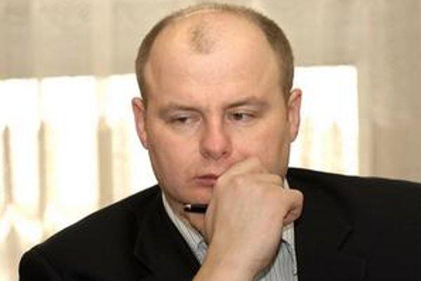 Rastislav Puchala. Šéf Americkej obchodnej komory v Košiciach chce z tohto mesta IT centrum.