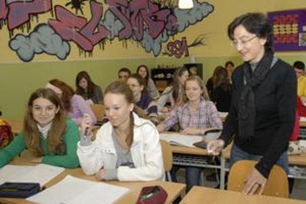 Španielska učiteľka matematiky Margarita Rodriguez Fernandez.