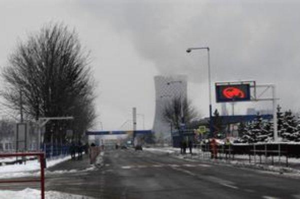 Košické železiarne. Vedenie fabriky upozorňuje, že nová daň môže mať negatívny vplyv na zamestnanosť slovenských firiem.