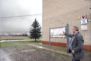 Spokojný starosta Tomáš Suchý. V Sokoľanoch sa teraz stavia ostošesť, cesty, parky, športové centrum, kanalizácia...