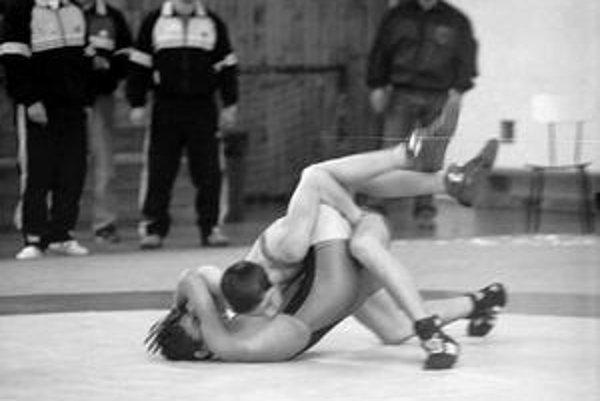 Jaroslav Stoklas (hore) naposledy súťažil v nemeckej lige. K zápaseniu sa už zrejme nevráti.