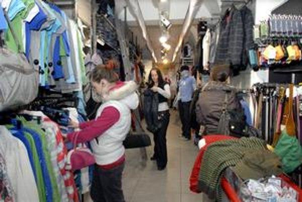 Podnikanie. V metropole východu pribudlo podnikateľov s obchodnou činnosťou.