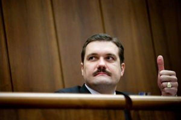 Viliam Novotný sa do elitnej spoločnosti SDKÚ dostal ako jediný zástupca Prešovského kraja.