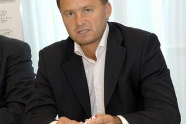 Richard Havrilla, nový šéf Východoslovenského futbalového zväzu.