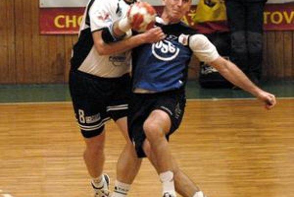 Podľa Jána Kolesára (vpravo) v športe je možné všetko...