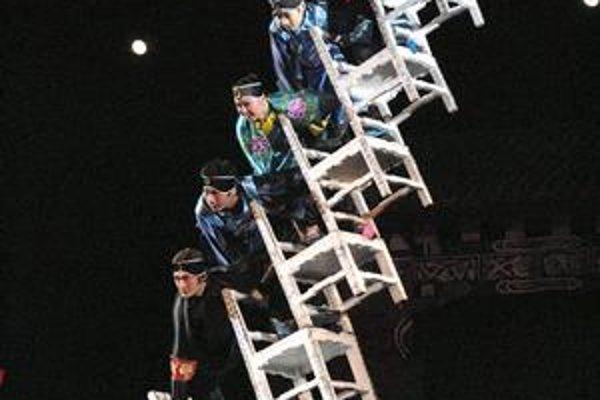 Čínsky národný cirkus