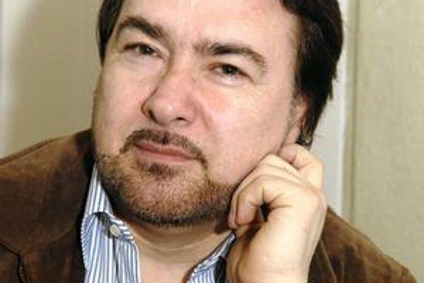 Oslávenec. Jaroslav Dvorský má dnes päťdesiatku.