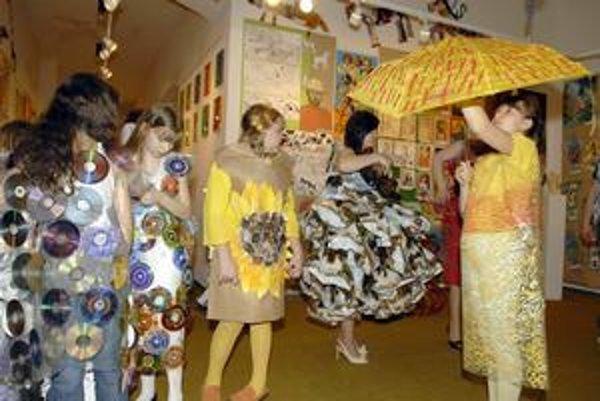 Umenie v rozmanitých podobách. Výtvory detskej fantázie nájdete v galérii do 5. mája.