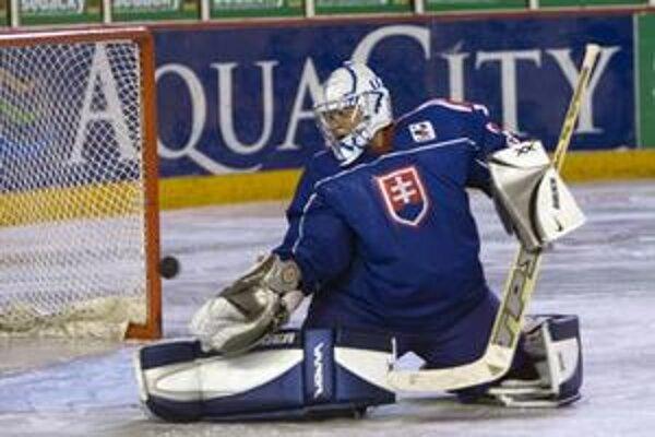 Na Majstrovstvách sveta 20-ročných v roku 2008 odchytal všetkých šesť zápasov slovenského mužstva.