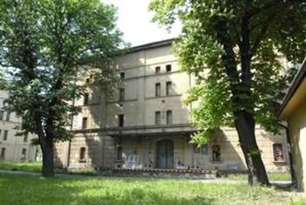 Múzeum a galéria. Tu majú byť nové výstavné priestory mesta. Za 2,5 milióna eur.