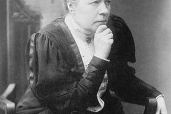 Selma Ottilia Lovisa Lagerlöfová.